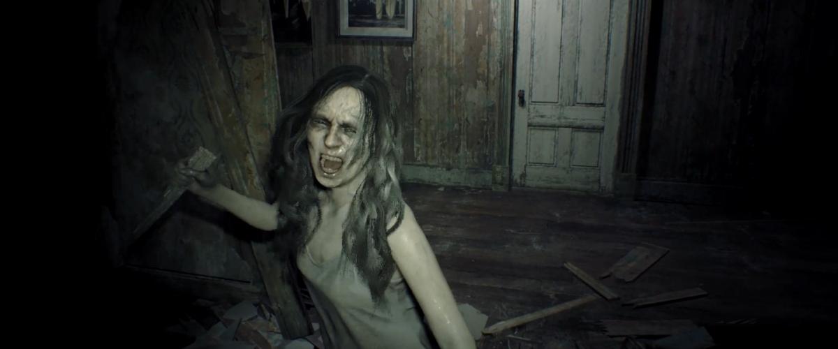 Resident Evil 7 Boss Fight How To Beat Mia Shacknews
