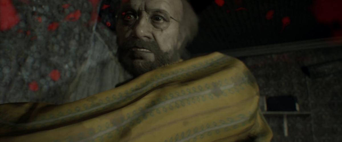 Resident Evil 7 Boss Fight How To Beat Jack Baker Shacknews