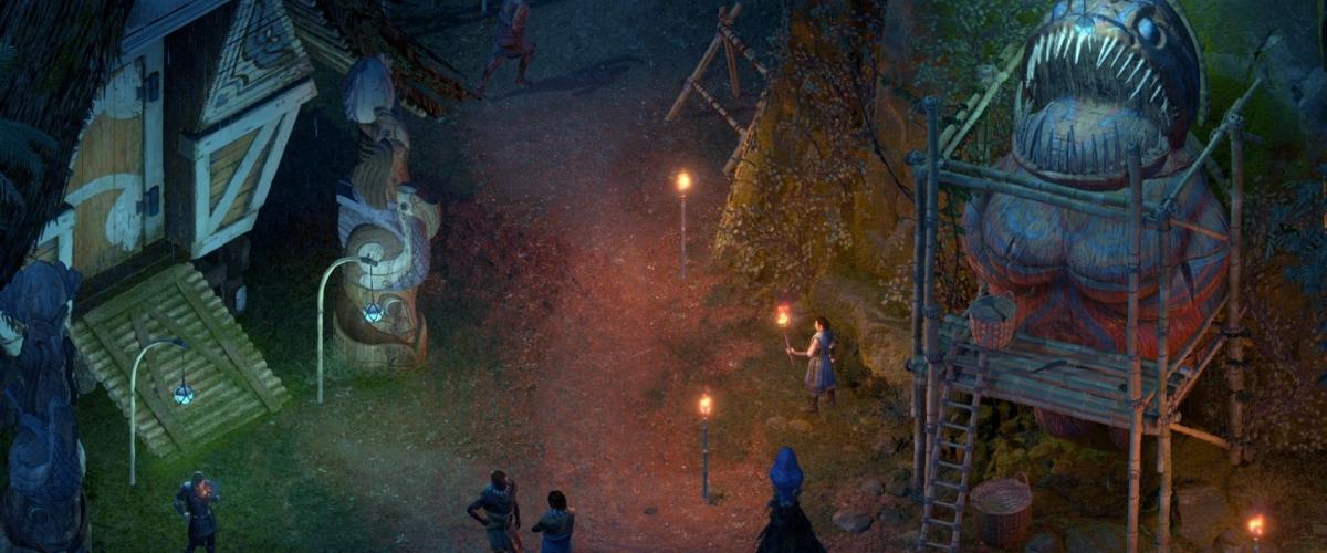 Pillars of eternity 2 endings