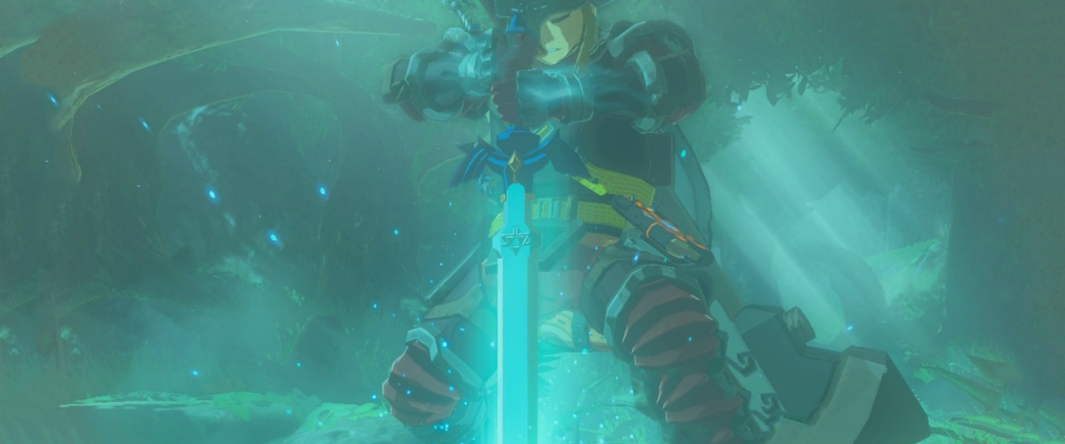 Zelda Breath Of The Wild Master Sword Location And Quest
