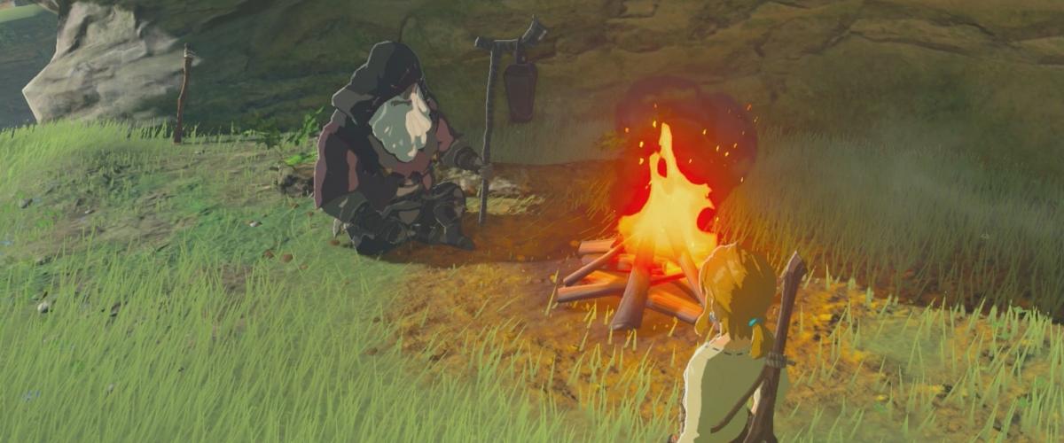 Zelda Breath Of The Wild Get The Warm Doublet Shacknews