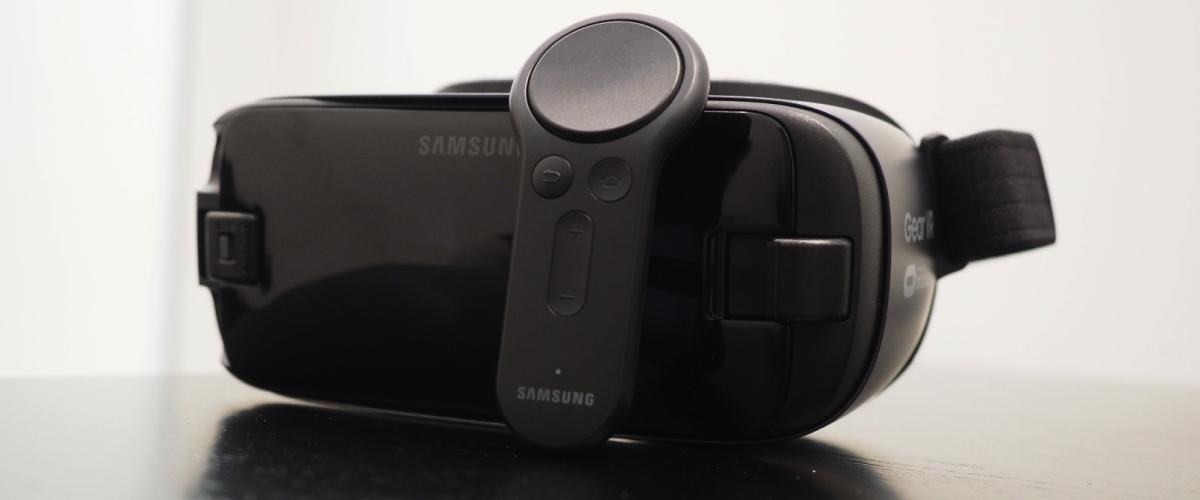 New Samsung Gear VR and Controller Coming for $129 | Shacknews