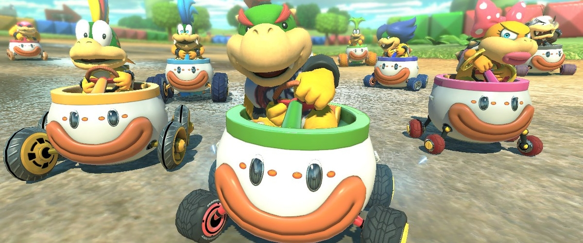 How Much Hard Drive Space Does Mario Kart 8 Deluxe Take?