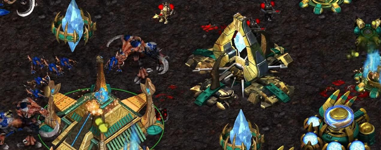 StarCraft: Remastered Brings the Terrans, Zerg and Protoss Back in