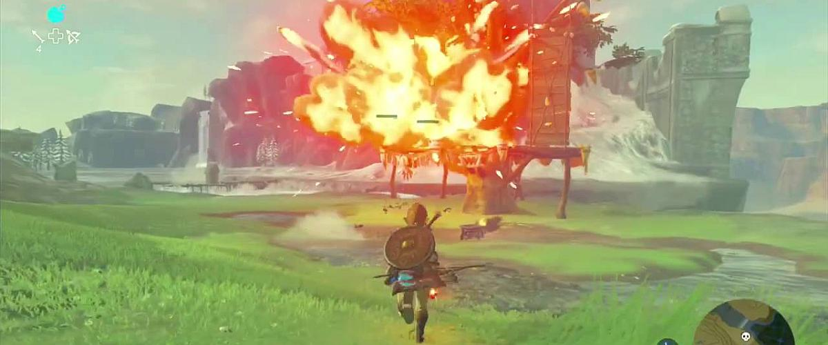 Breath of the Wild Can Run 4K on PC From Start to Finish With New