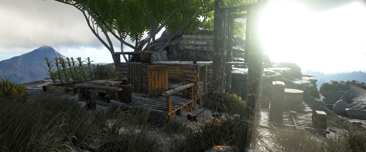 Elegant How To Build Your First House In Ark: Survival Evolved