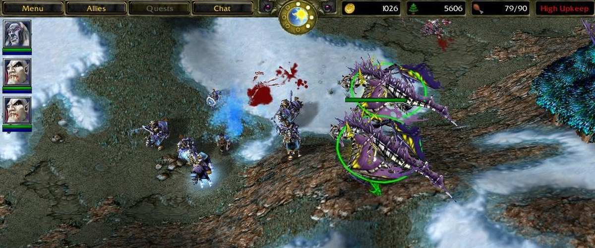 Warcraft 3 matchmaking