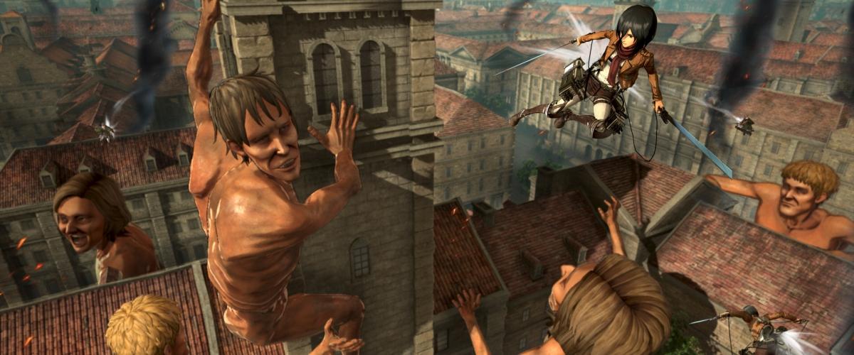 Attack on Titan 2 Headed to Nintendo Switch   Shacknews