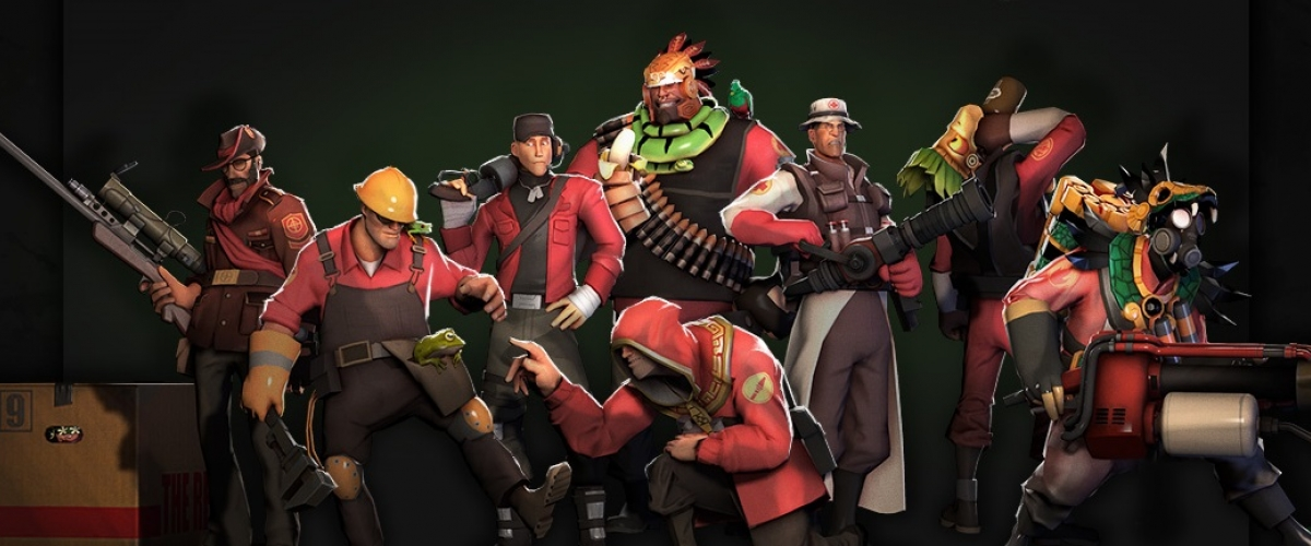 Here's Everything Featured In The Team Fortress 2 'Jungle