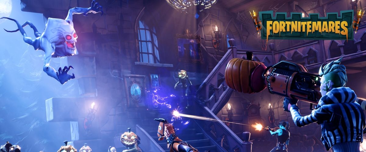Halloween Fortnite.Fortnite S Halloween Event Introduces Character