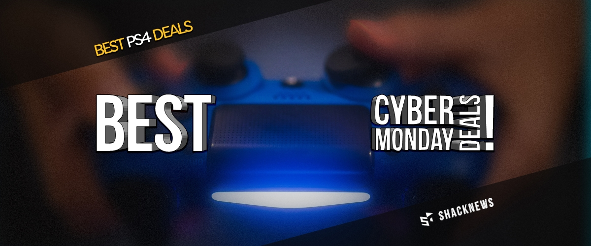 Best Ps4 Cyber Monday Deals 2017 Shacknews
