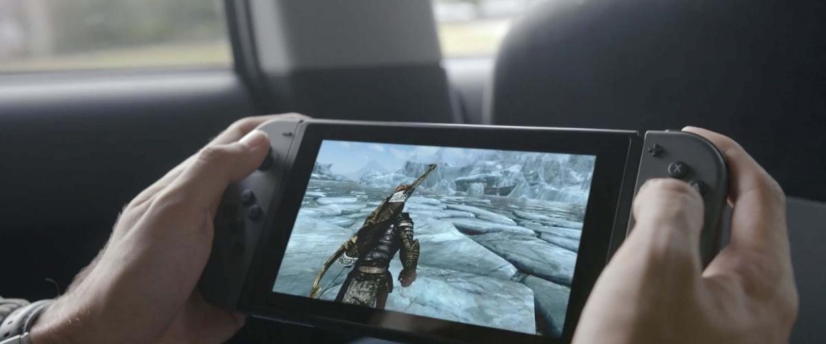 The Elder Scrolls V: Skyrim Nintendo Switch Review: Feels