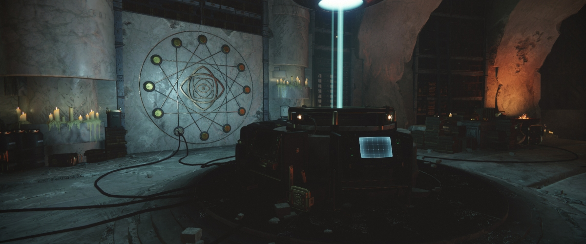 Destiny 2 - Lost Prophecy Tablets and Weapon Forge | Shacknews