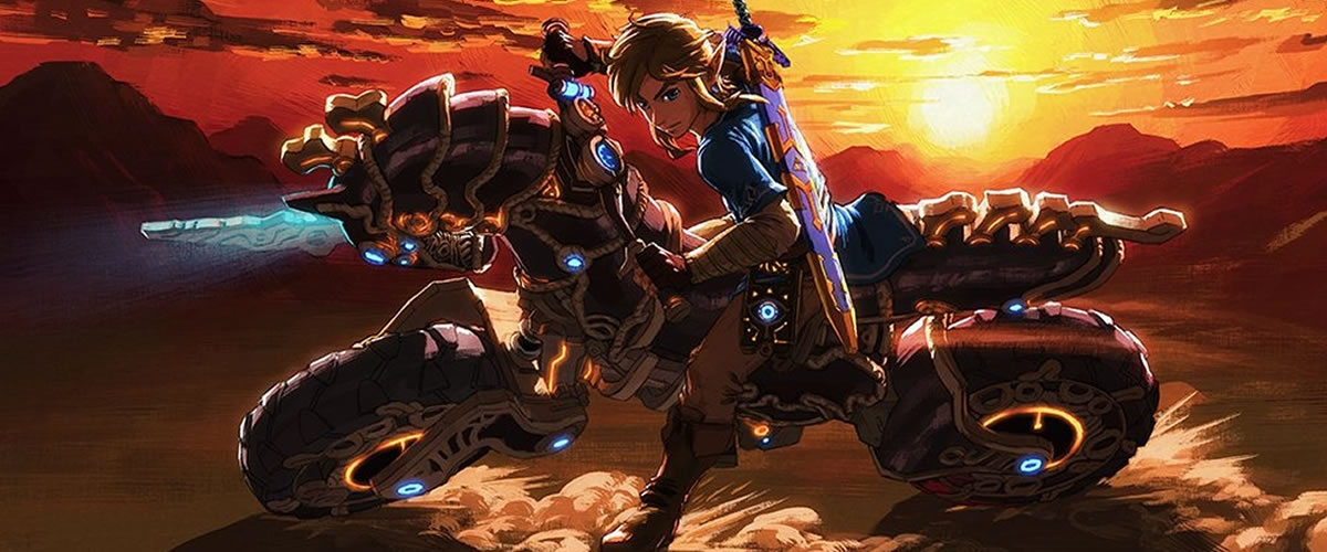 Zelda: Breath of the Wild - How To Start Champions' Ballad
