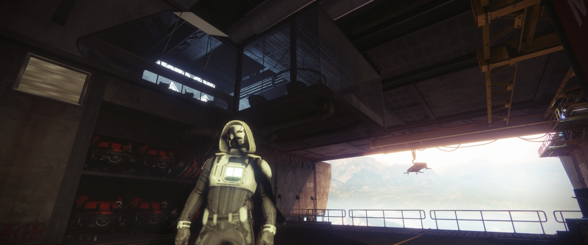 Destiny 2 - How to Find the Secret Room in the Tower | Shacknews