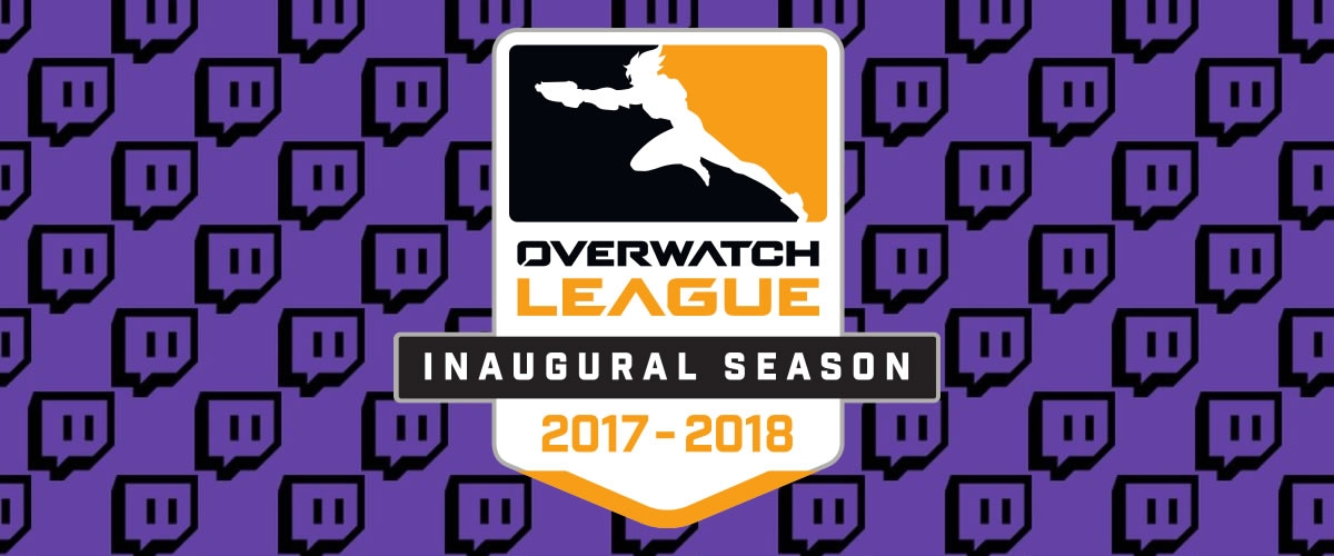 Overwatch League Partners With Twitch In Two-Year Broadcast