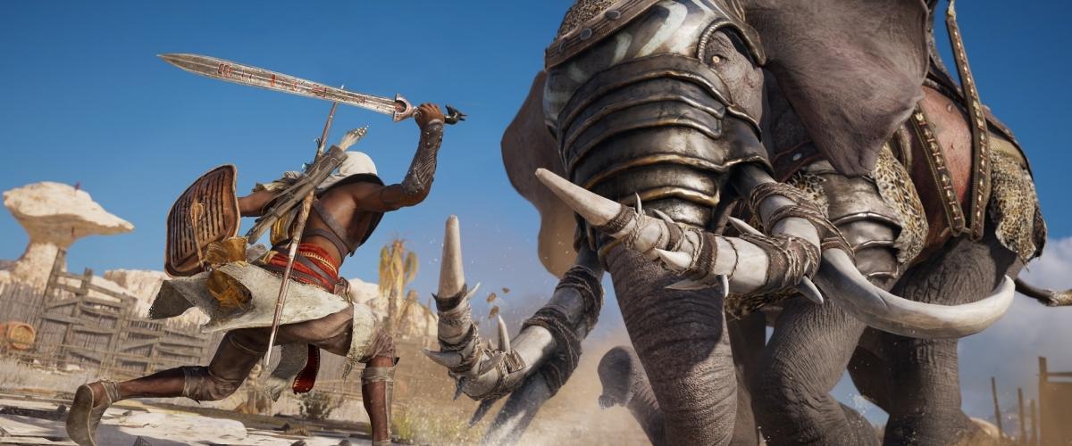 Assassin's Creed Origins - Cursed Weapons | Shacknews