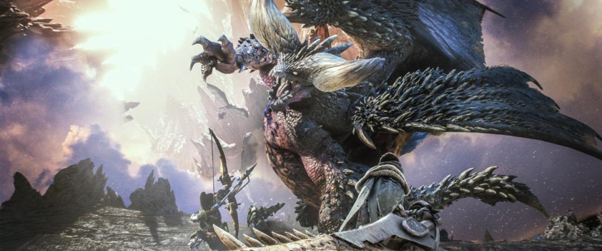 Monster Hunter World - All Monsters | Shacknews