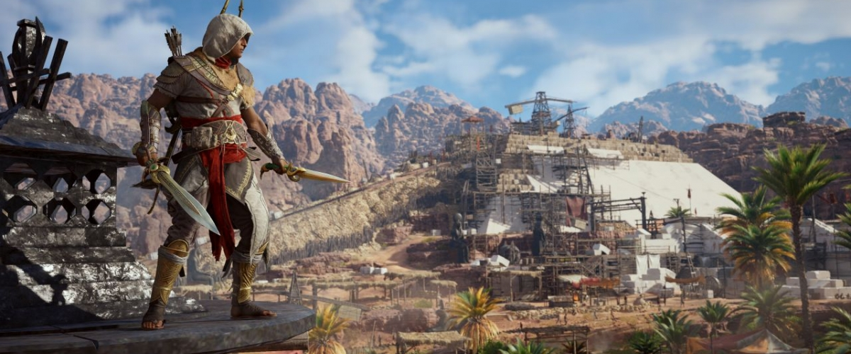 Assassin S Creed Origins How To Start The Hidden Ones Dlc Shacknews