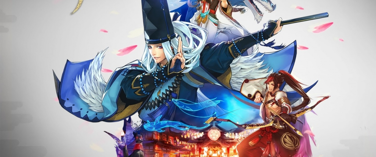 Anime-Based Mobile RPG Onmyoji Releases For iOS and Facebook