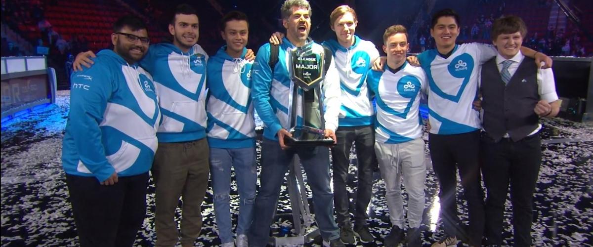 Cloud9 Wins ELEAGUE Major: Boston, Becomes First NA Team to Win CS:GO Major