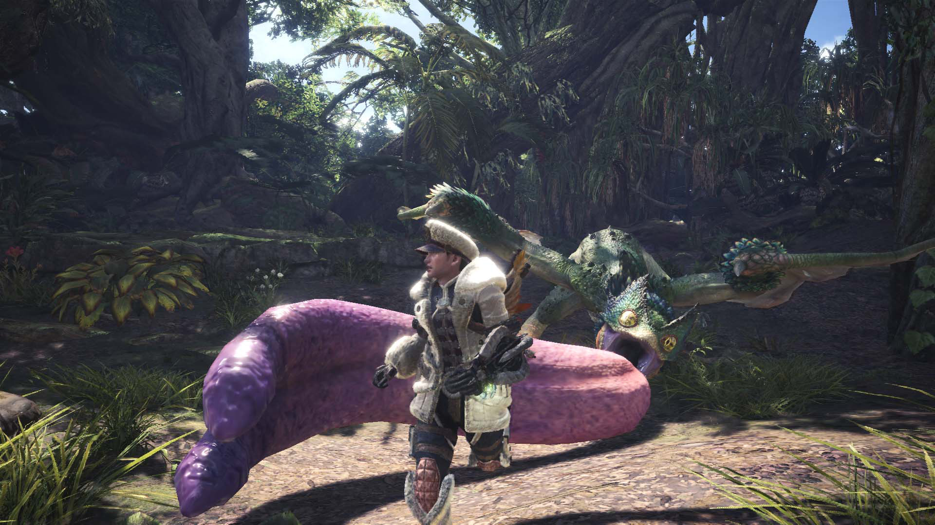 Monster Hunter World - How to Change Your Armor Color