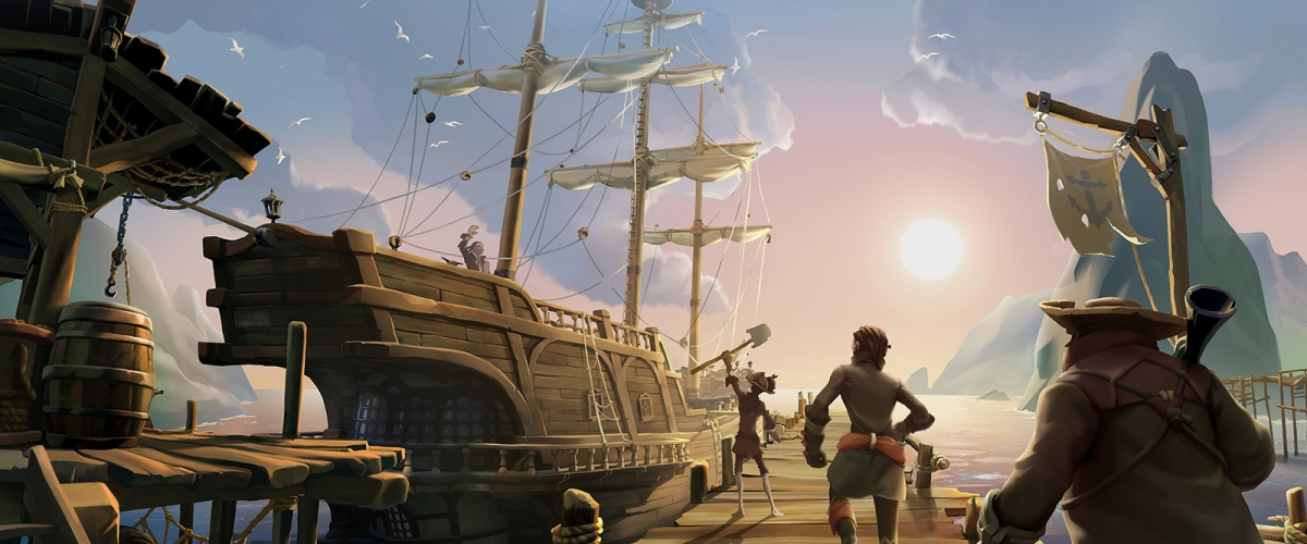 Sailing Terms For Sea Of Thieves Shacknews