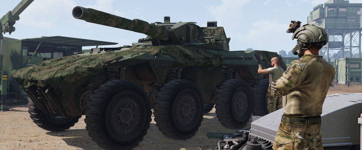 Arma 3's Newest DLC Expansion Is All About The Tanks | Shacknews