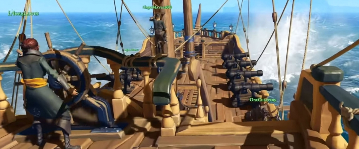 NVIDIA Releases 391 24 Game Ready Drivers For Sea of Thieves