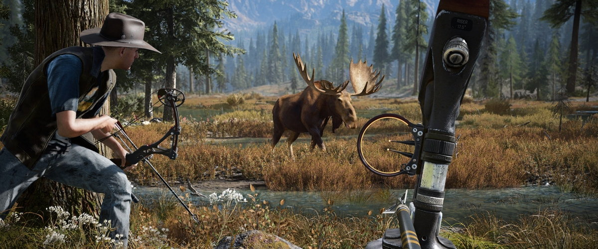Where To Find A Compound Bow In Far Cry 5 Shacknews