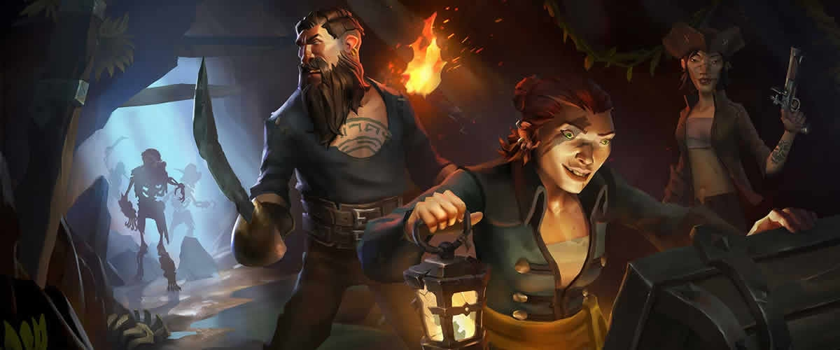 How to Add and Invite Friends in Sea of Thieves | Shacknews