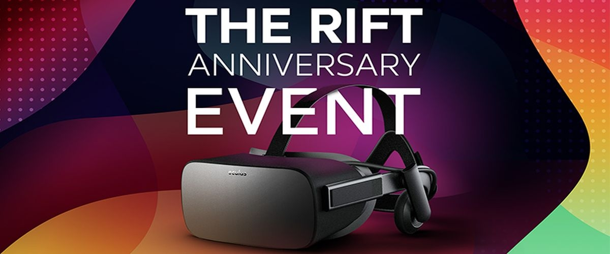 Oculus Rift's 2-Year Anniversary is a $28,000 Gold Rush With