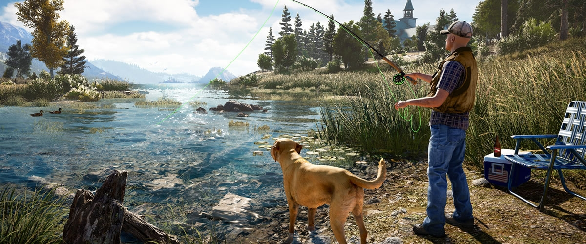 Radio Song and Soundtrack List for Far Cry 5 | Shacknews