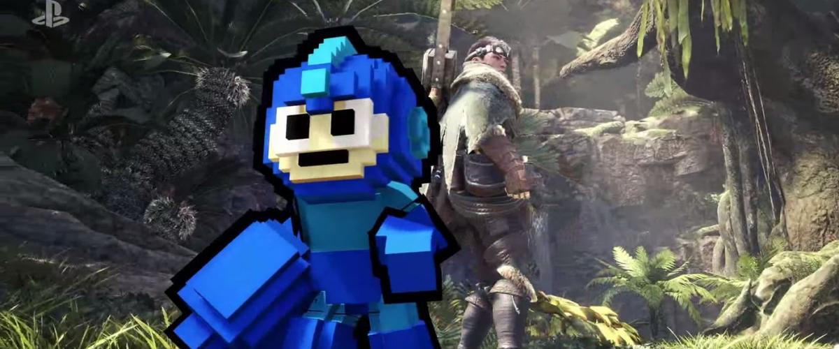 How to Unlock Mega Man Armor in Monster Hunter World | Shacknews