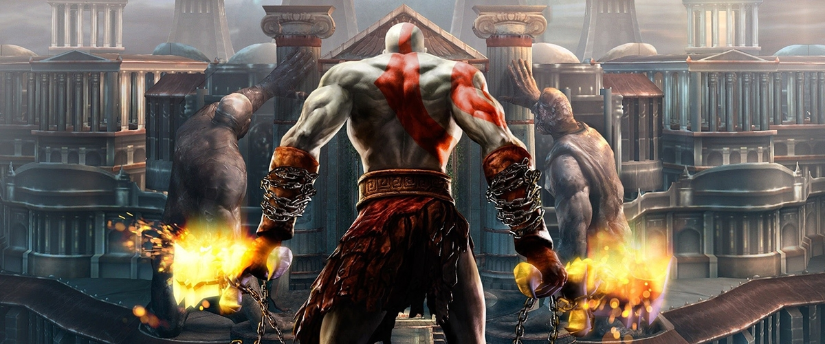 God Of War Cool Backgrounds Ancora Store