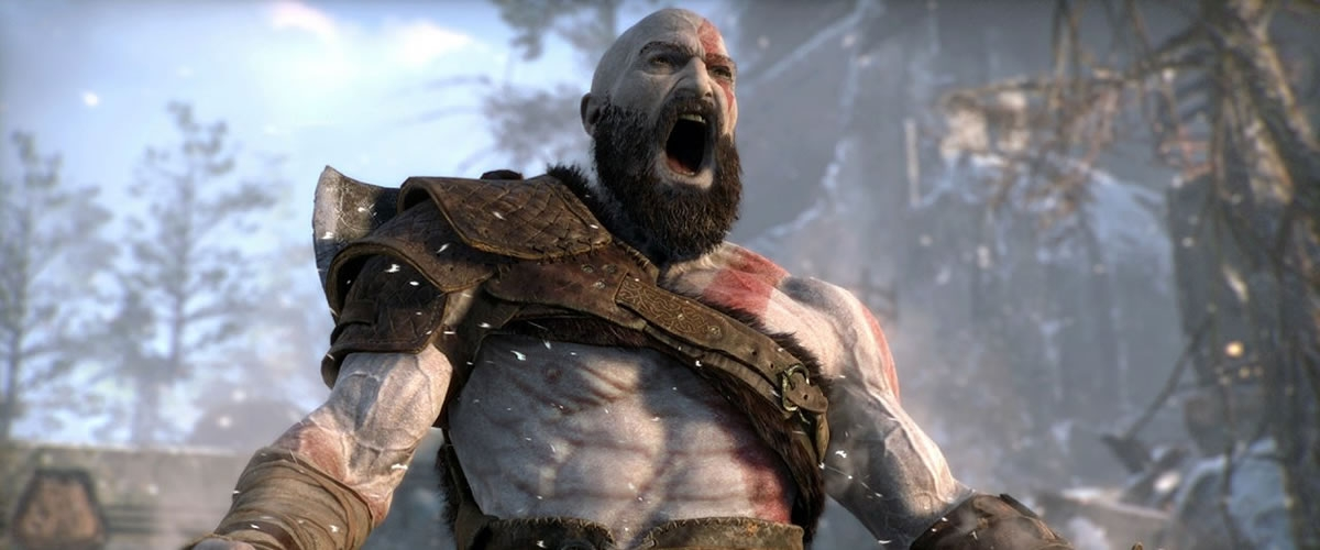 Who Is The Kratos Voice Actor In God Of War Shacknews