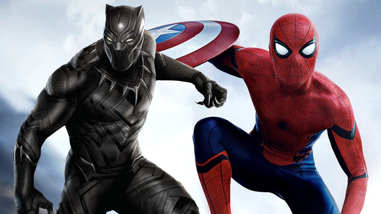 Marvel's Contest of Champions Enlists Black Panther and Spider-Man