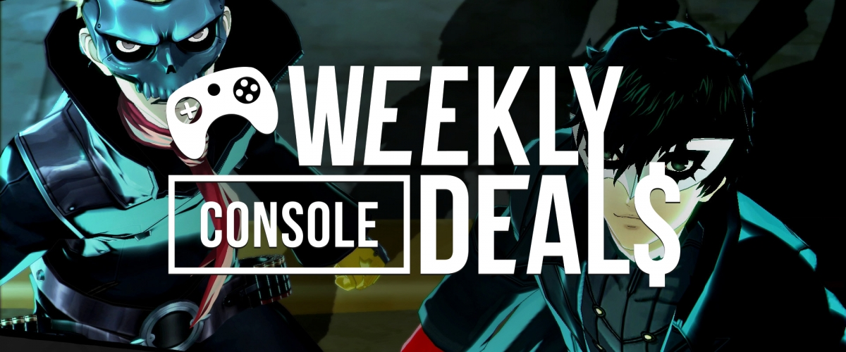 Weekend Console Download Deals for April 27: PlayStation
