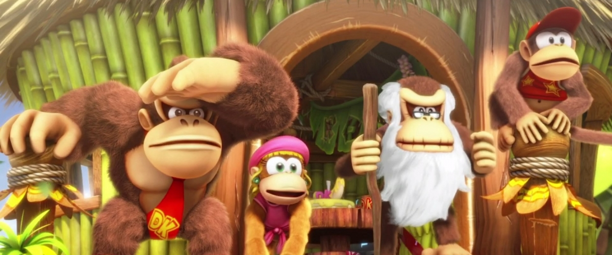 Donkey Kong Country: Tropical Freeze (Nintendo Switch ...