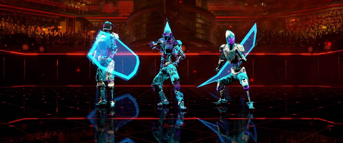 Laser League free with PS Plus in October