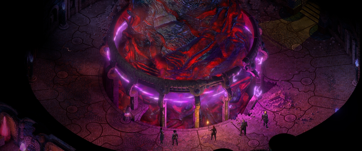 Multiclass Names and Combinations in Pillars of Eternity 2
