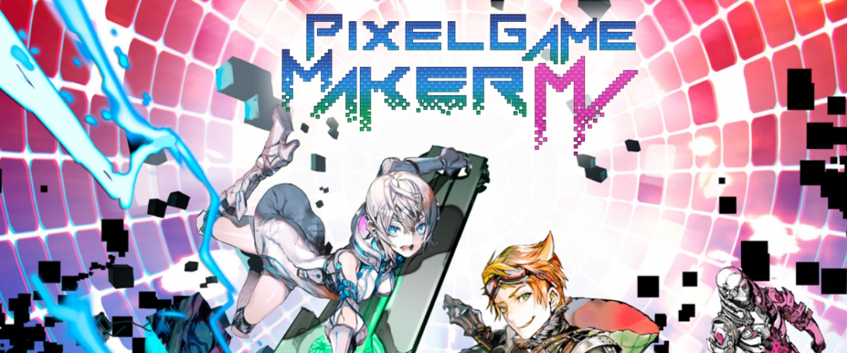 Pixel Game Maker MV To Get U S  Release | Shacknews