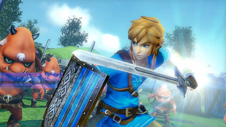 Hyrule Warriors Definitive Edition Review How To Triforce Shacknews