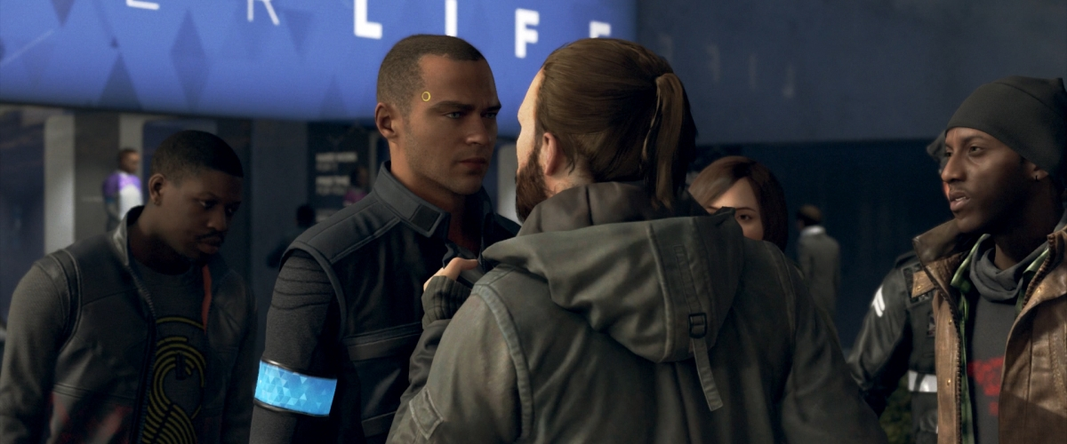Choices, Endings, and Walkthrough - Detroit: Become Human | Shacknews