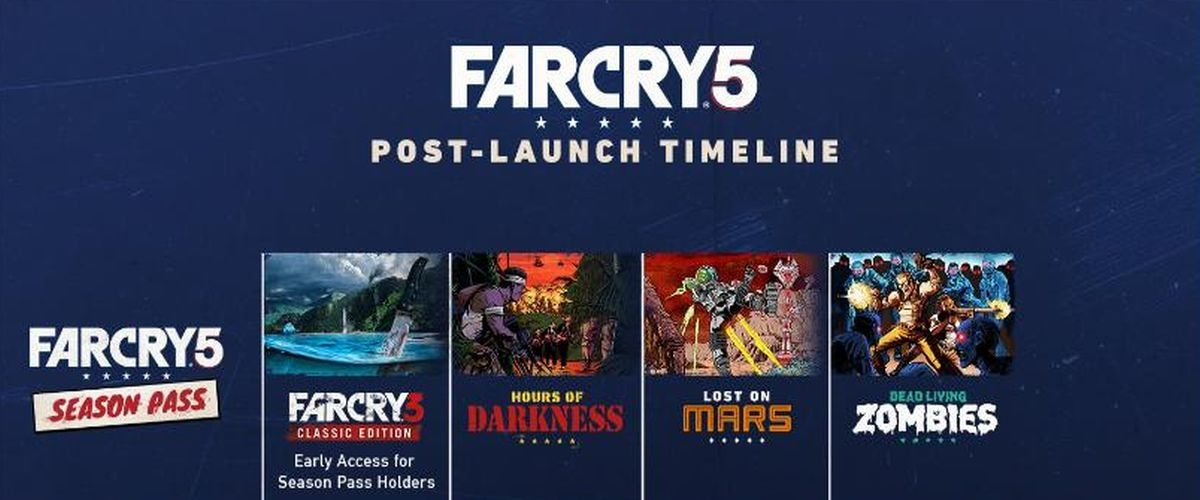 Far Cry 5 Hours Of Darkness Dlc Goes Live In Early June Shacknews