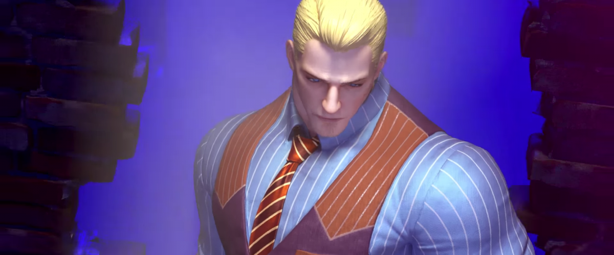Street Fighter 5 Teases Cody Names Him New Metro City Mayor