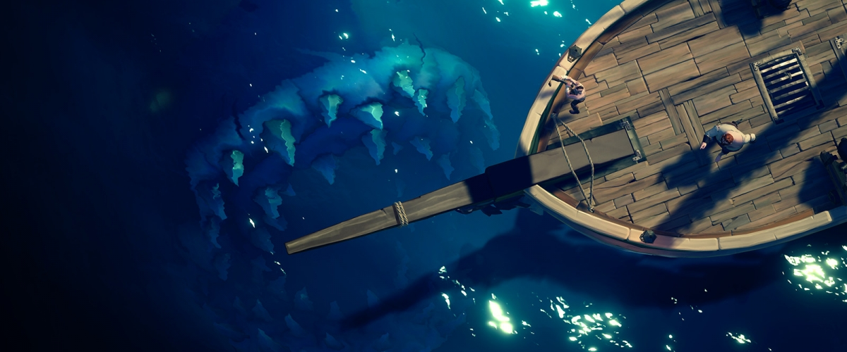 How to Kill the Megalodon in Sea of Thieves | Shacknews