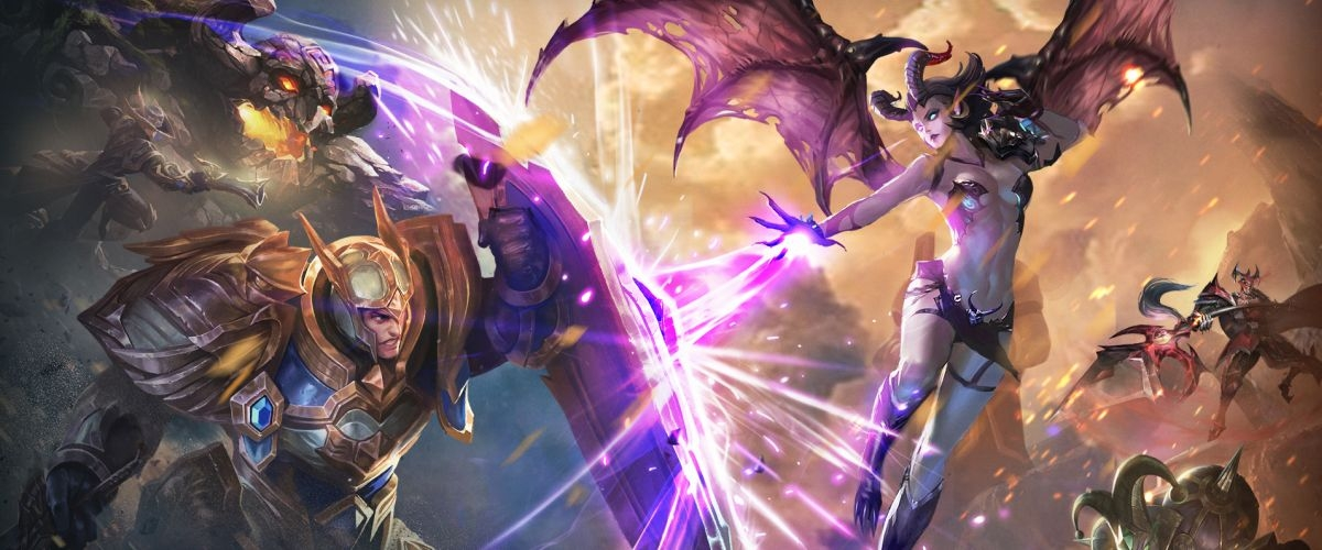Arena of Valor Closed Beta Hits Nintendo Switch This Summer