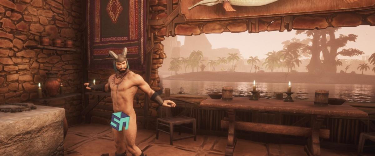 Conan exiles naked big boobs