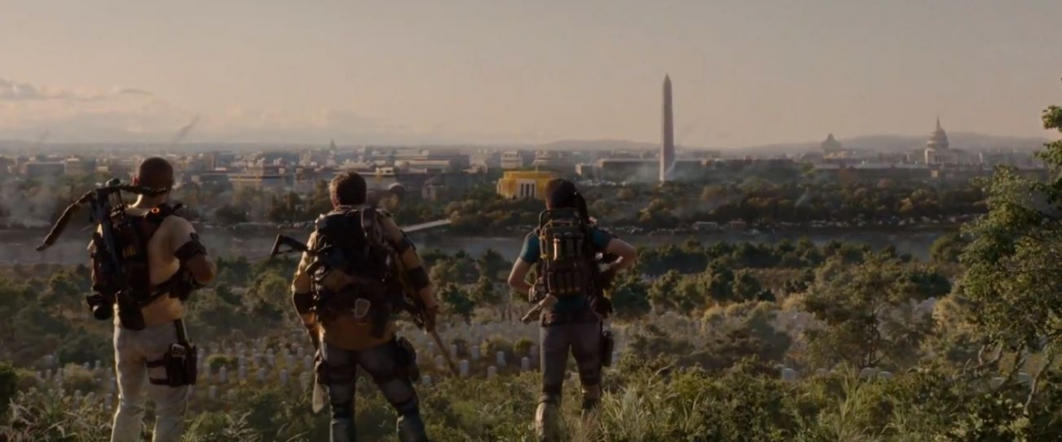E3 2018: Ubisoft Details The Division 2, Including Release